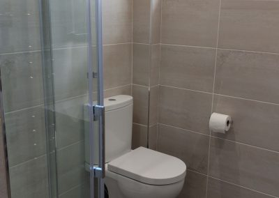 full bathroom installation