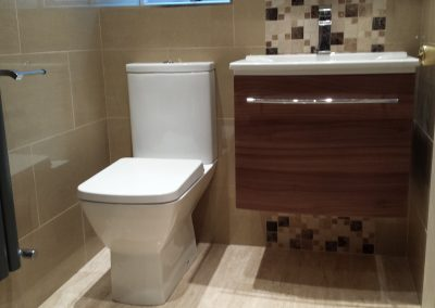 en-suite shower room warwick