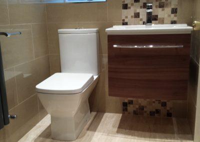 en-suite shower room warwick